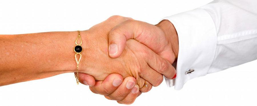 Заключение договора консультации